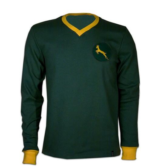 Copa South Africa 1960's Long Sleeve Retro Shirt