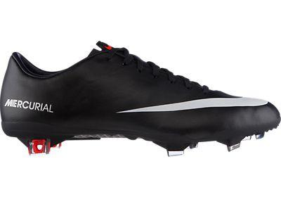 Mercurial vapor firm ground soccer boots