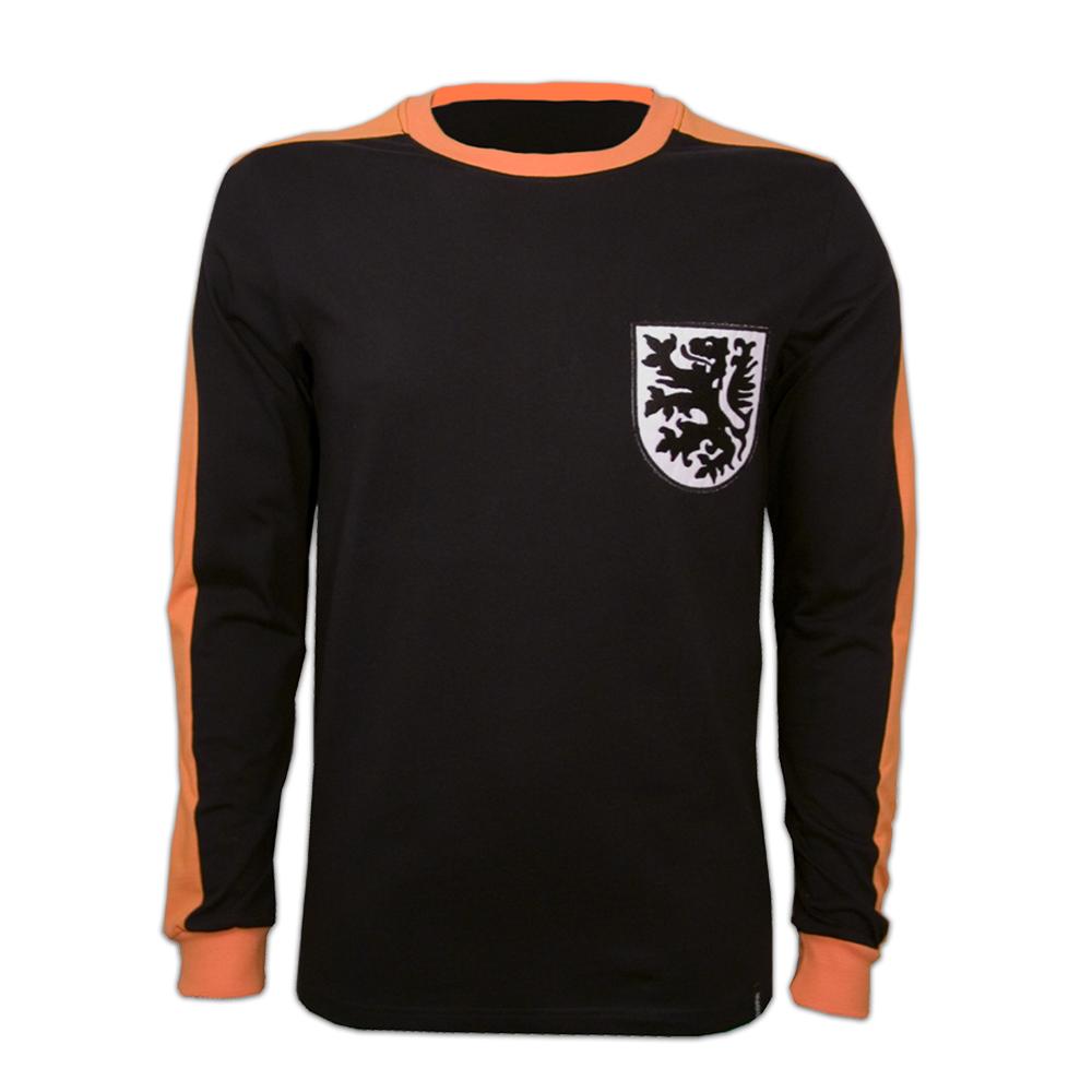 Copa Holland Goalie 1970's Long Sleeve Retro Shirt