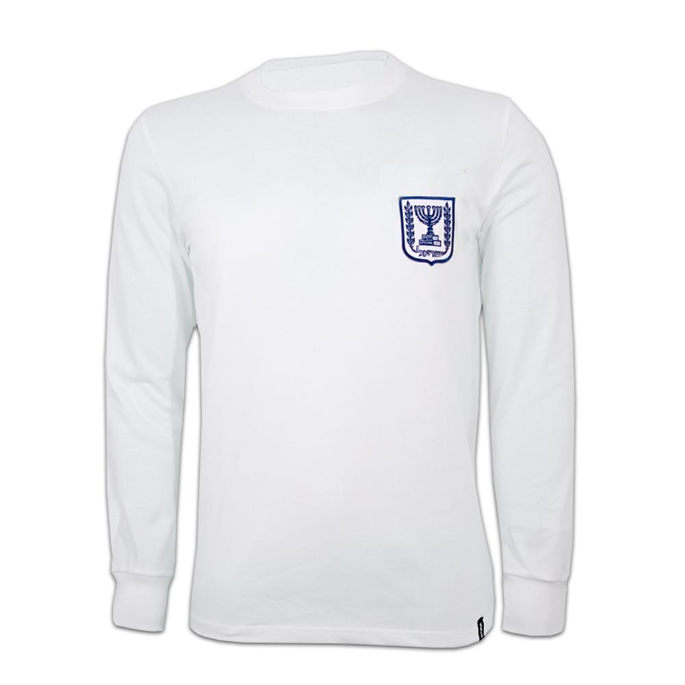 Copa Israel 1970's Long Sleeve Retro Shirt