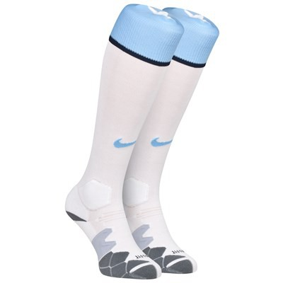 Manchester City home socks 2013/14