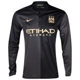 Manchester FC long sleeve jersey 2013/14