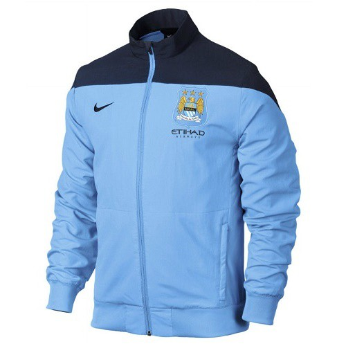 Manchester City sideline jacket 2013/14