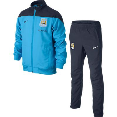 Manchester City training suit 2013/14 youth