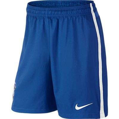 Brazil home shorts world cup 2014