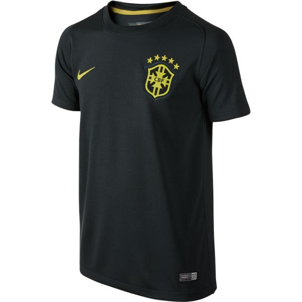 Brazil third jersey World Cup 2014 - youth