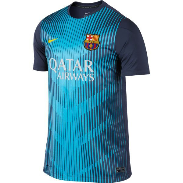 FC Barcelona pre-match top 2014