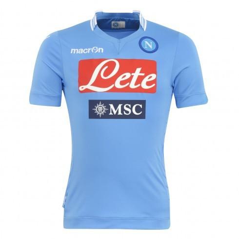 Napoli maglia M13 gara home jersey 2013/14