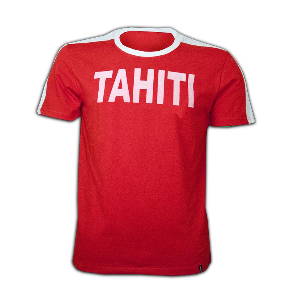 Copa Tahiti 1980's Short Sleeve Retro Shirt