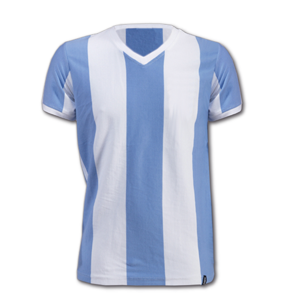 Copa Argentina 1960's Short Sleeve Retro Shirt