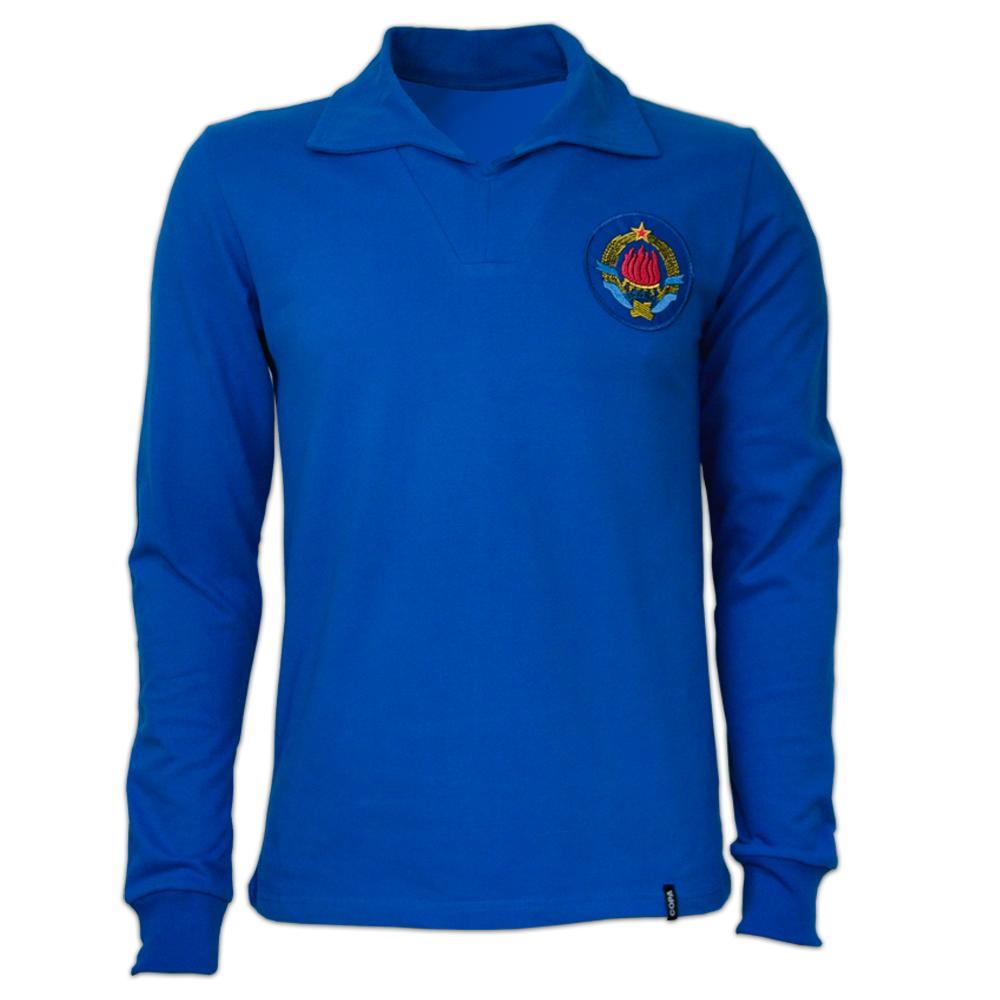 Copa Yugoslavia 1960's Long Sleeve Retro Shirt