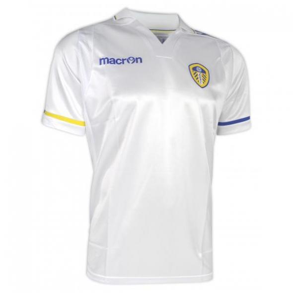 Leeds U home jersey 2011/12