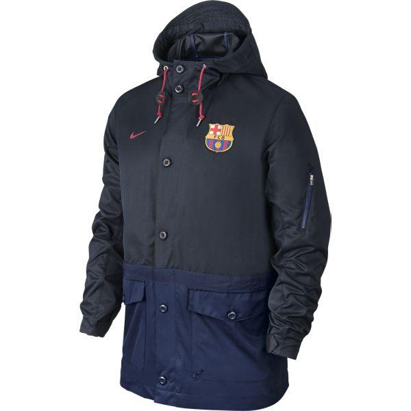 FC Barcelona Saturday jacket 2015/16
