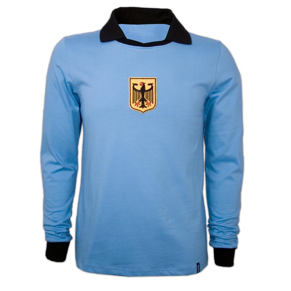 Copa Germany Goalie 1970's Long Sleeve Retro Shirt