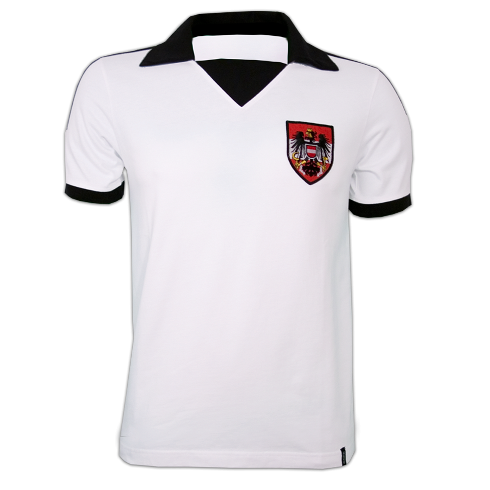 Copa Austria Wc 1978 Short Sleeve Retro Shirt
