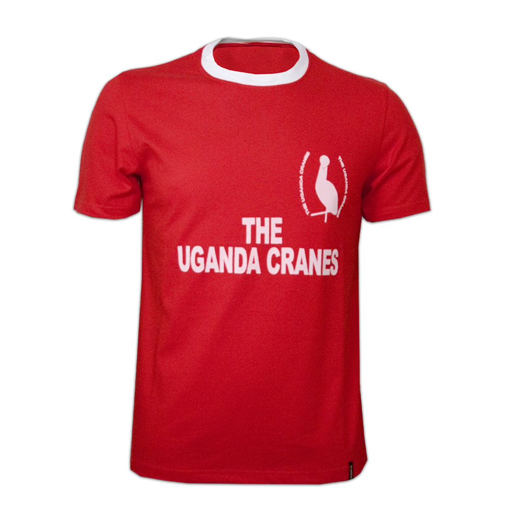 Copa Uganda 1980's Short Sleeve Retro Shirt