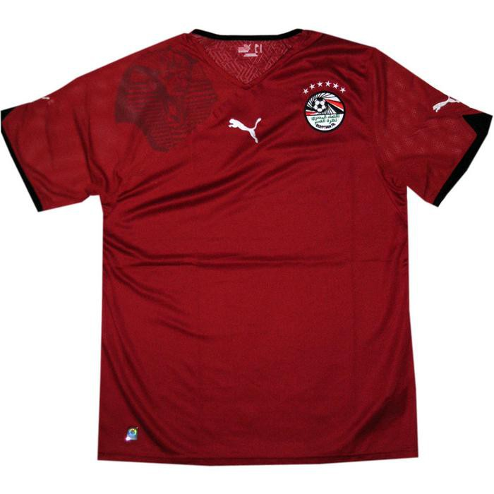 Egypt home jersey 2010/12