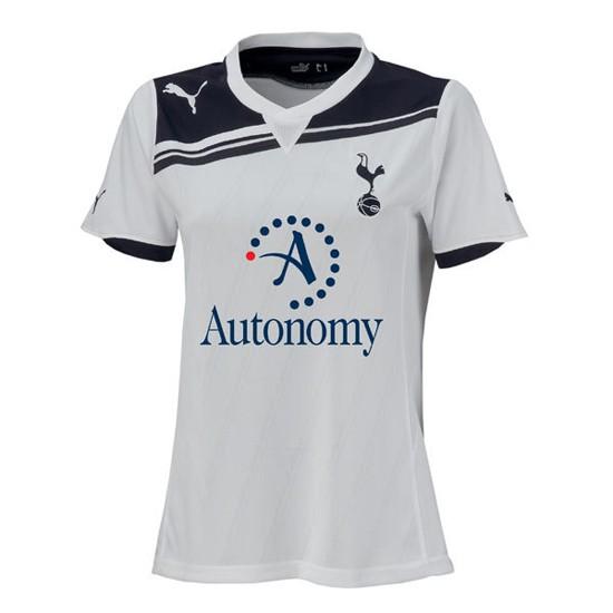 Tottenham home jersey womens 2010/11