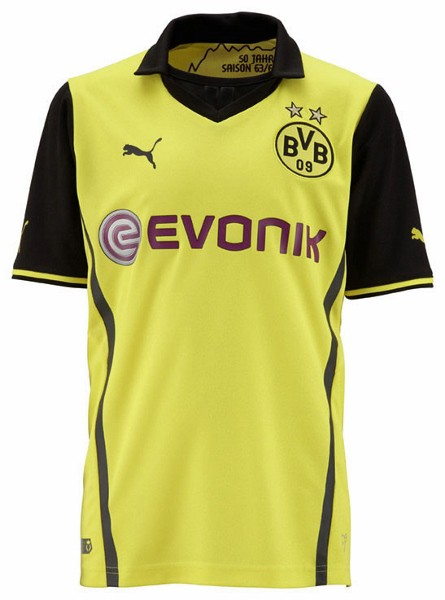 Dortmund UCL home jersey 2013/14 - youth