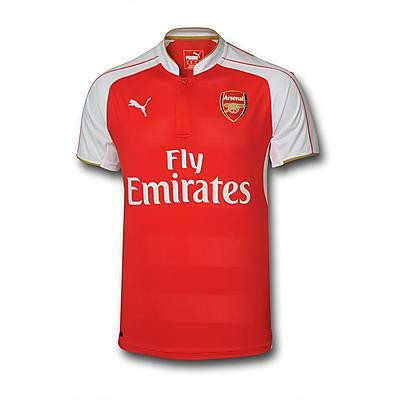 Arsenal home jersey - youth