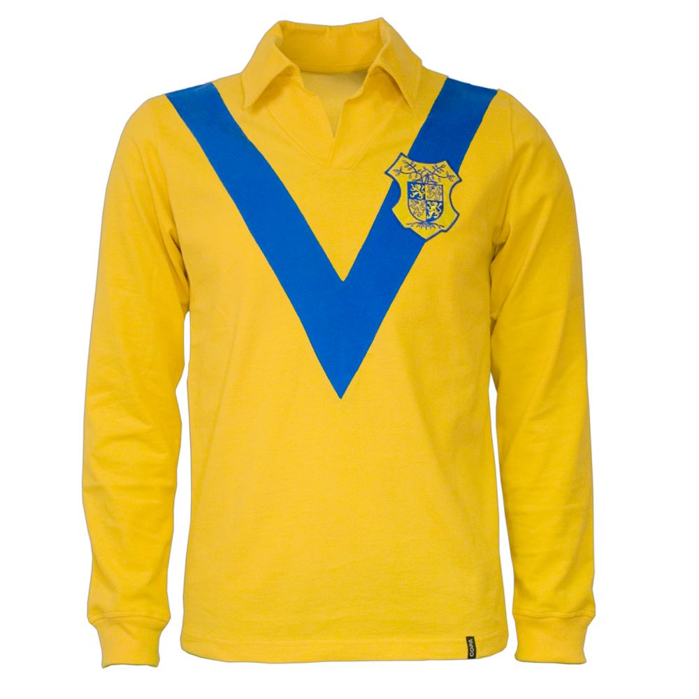 Copa R.K.C. Waalwijk 1960's Long Sleeve Retro Shirt