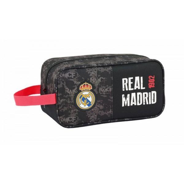 real madrid washbag - rm toiletbag