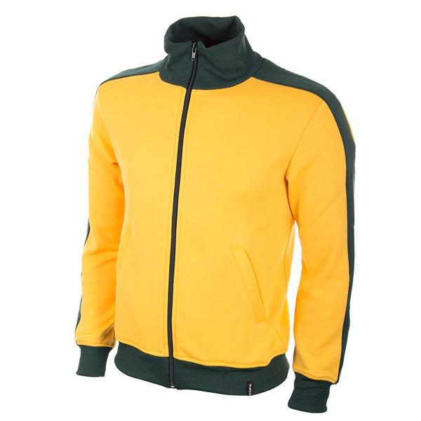 Copa Suriname 1980's Retro Jacket polyester / cotton