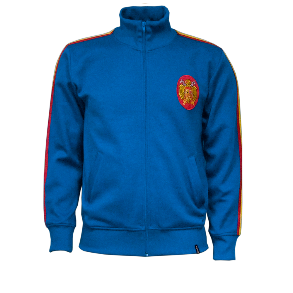 Copa Spain 1966 Retro Jacket polyester / cotton
