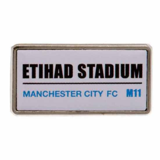 Manchester City FC Badge SS