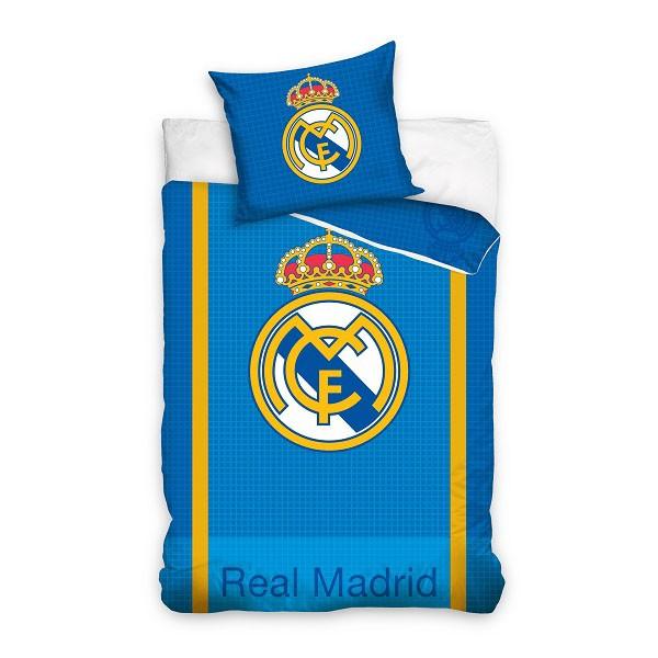 Real Madrid duvet set - blue