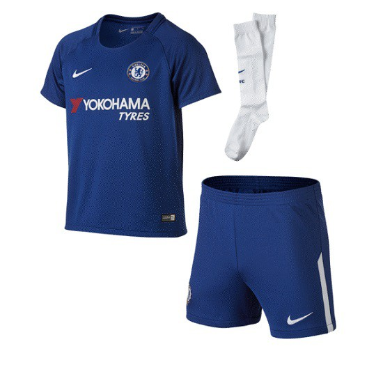 Chelsea home minikit 2017/18 - little boys