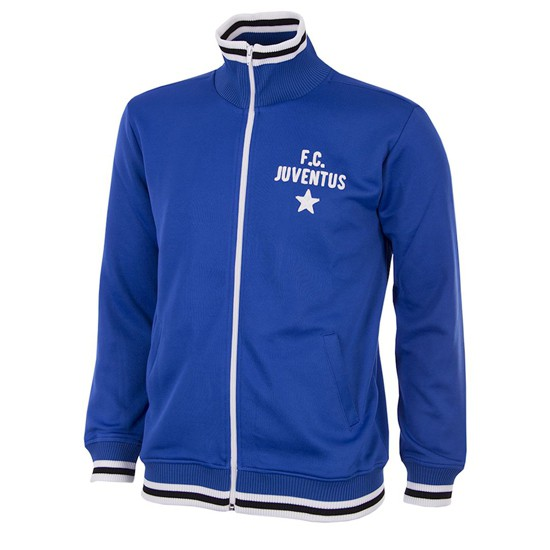 Juventus FC 1975 - 76 Retro Football Jacket