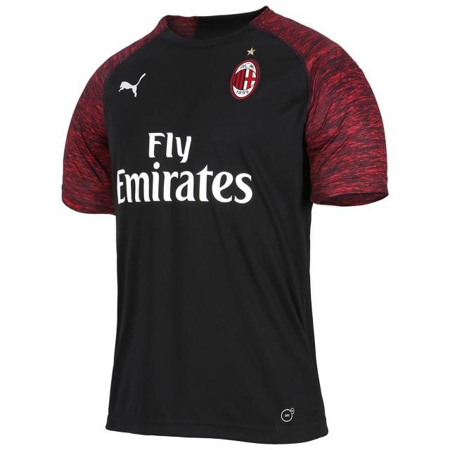 AC Milan third jersey 2018/19