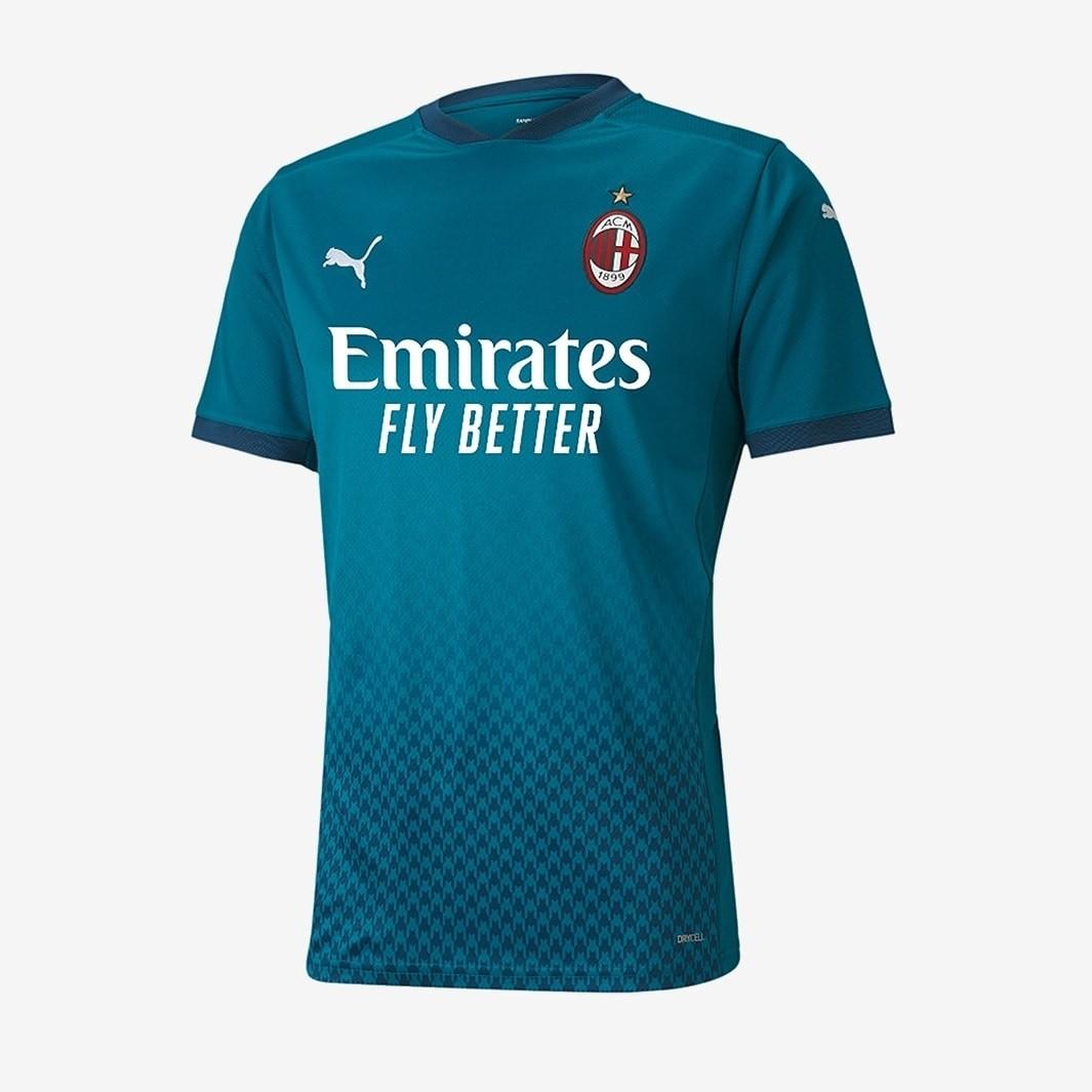 AC Milan third jersey 2020/21