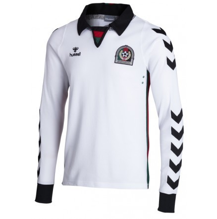 Afghanistan home jersey Long Sleeve