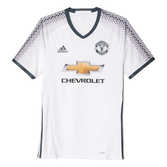 Manchester United third jersey authentic 2016/17