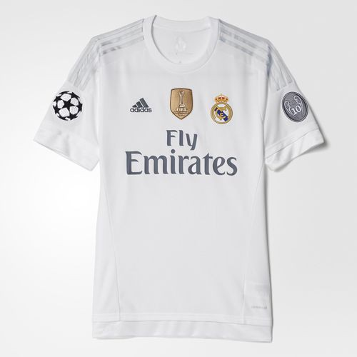 Real Madrid Home Adult Jersey 2015/16 | Real Madrid