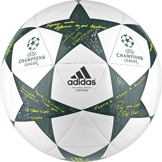 UCL replica ball 2016/17