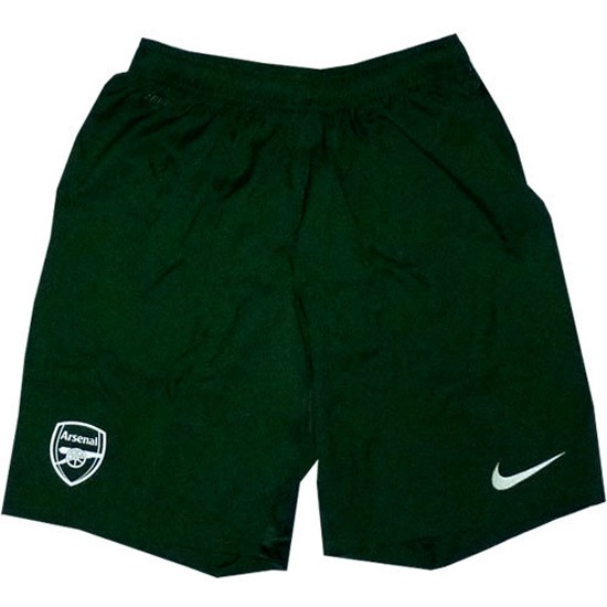 Arsenal goalie shorts 2011/12 - youth - green
