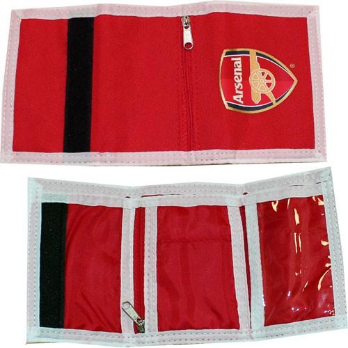 Arsenal wallet - big logo