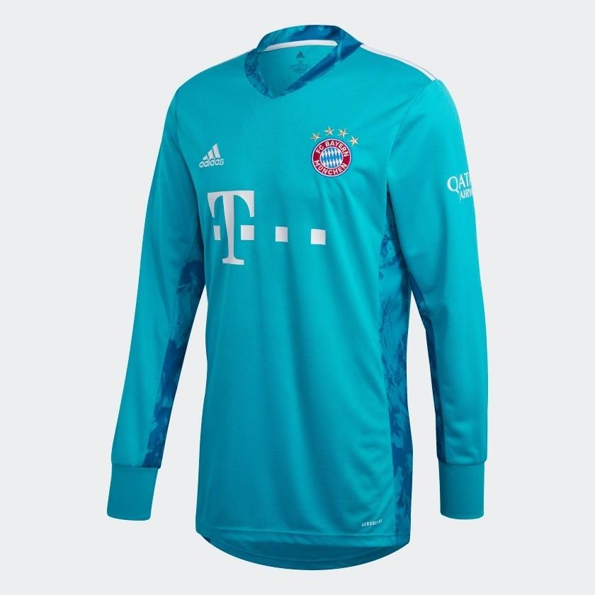 Bayern Munich goalie jersey 2020/21 - youth