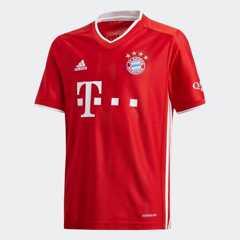 Fc Bayern Munich Home Jersey 2020 21 Youth Bayern Munchen Soccer Jersey Boys