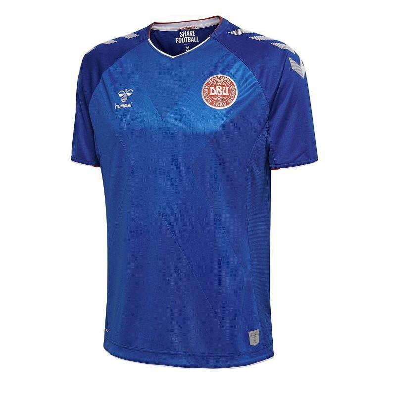 Denmark goalie jersey - blue - youth