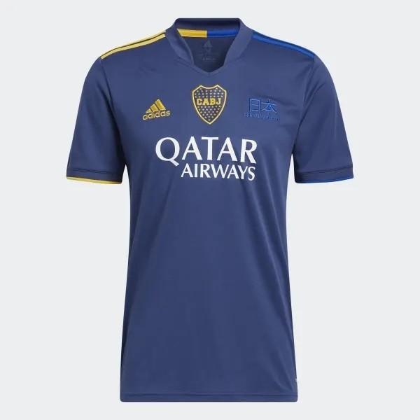Boca Juniors 4th jersey 2020/21