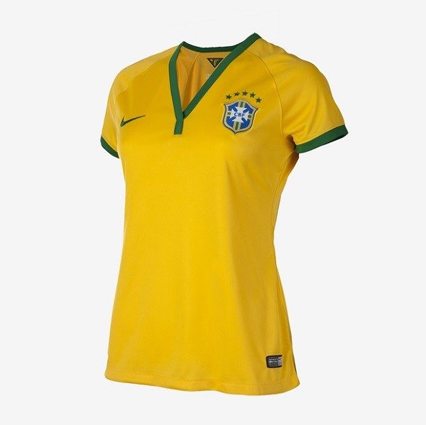 Nike home jersey World Cup 2014 - womens