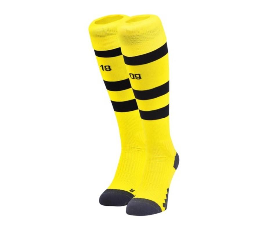 Dortmund home socks - mens, youth
