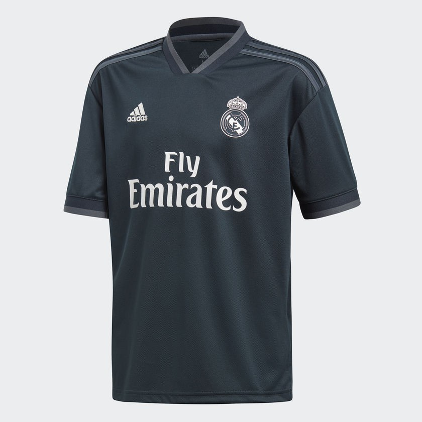 Real Madrid away jersey - blank