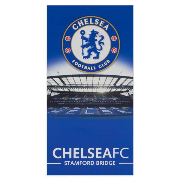 Chelsea towel stadium