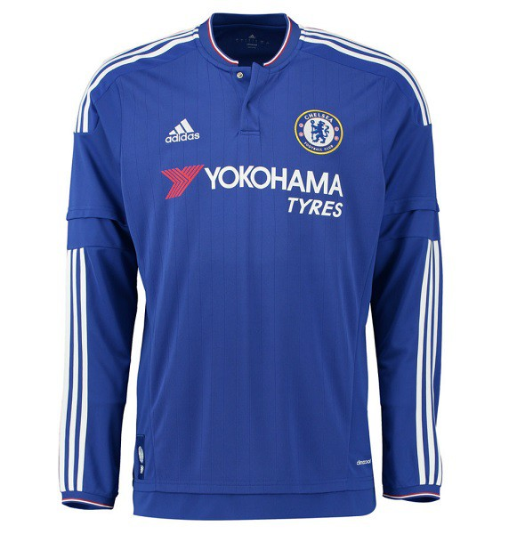 Chelsea Home Youth Jersey 2015/16   Chelsea Jersey   Chelsea Youth