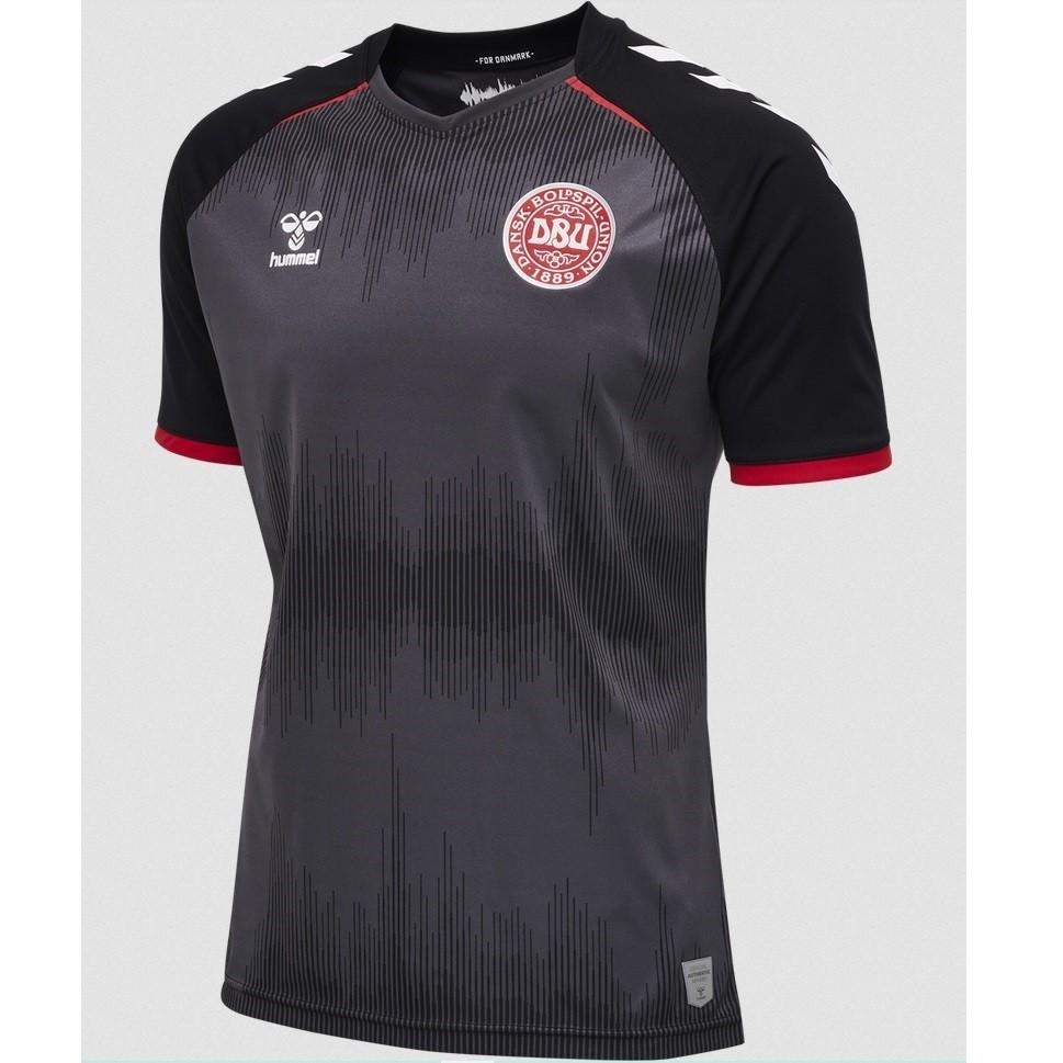 Denmark goalie jersey EURO 2020 - black